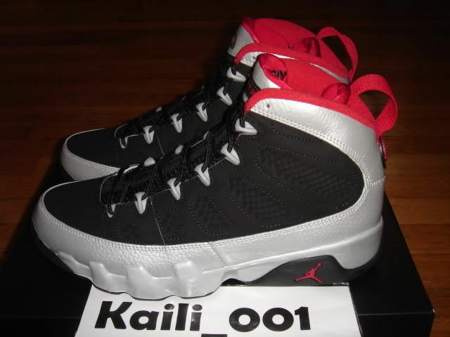 Nike Air Jordan 9 Retro Kilroy BIN Crawfish Olive Fontay Montana B