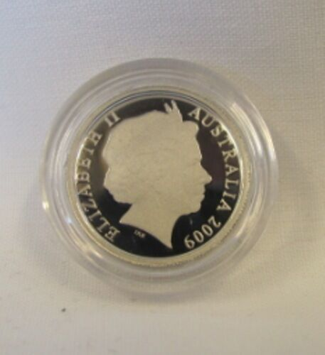 2009 5c PROOF COIN ECHIDNA DESIGN  IN CAPSULE