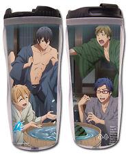 Free! Iwatobi Swim Club Yukata Round Coffee Mug Cup