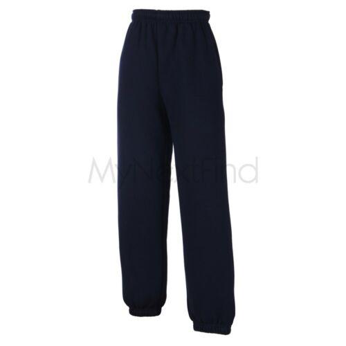 Fruit of the Loom Premium 70//30 Boys Girls Jog Pants