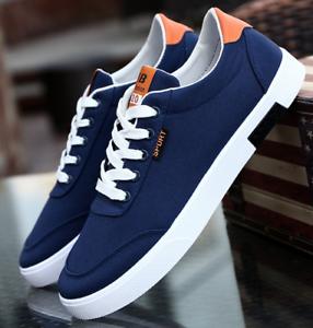 Classic student canvas shoes men's
