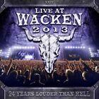 Live at Wacken 2013 Blu-ray 2014 UK Fast