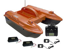 JABO 5CG Remote Control RC Bait Boat Fish Finder RC Fishing Bait Boat GPS RTR