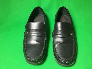 02f6e6350 Image is loading Dexter-Shoes-Black-Dress-shoes-size-6-5W