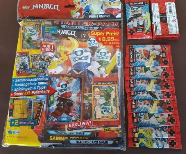 Sammelmappe LEGO Ninjago Serie 5 Trading Card Game