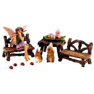 Fairy-Garden-Accessories-amp-Miniature-Garden-Fairy-Figurine-by-Pretmanns