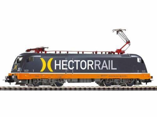 vi traccia h0 Ep PIKO 57823 E-Lok rh242 Taurus /'hectorrail/' AC-versione