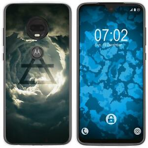 Moto-G7-Plus-Coque-en-Silicone-element-air-M1-Case