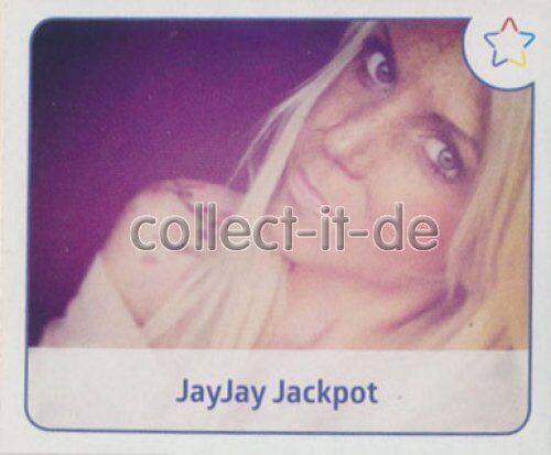 Sticker 69-PANINI-Webstars 2017-Jayjay Jackpot