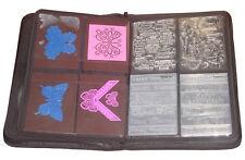 Crafts-TOO Carpeta de grabación en relieve & Plantilla de almacenamiento: CT2032/560