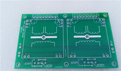 PCB Mounting Install Circuit Board for Talema M15 M25 Seal Transformer Square