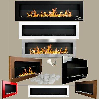 Bio Ethanol Fireplace Alcohol Eco, Ethanol Burning Fireplace