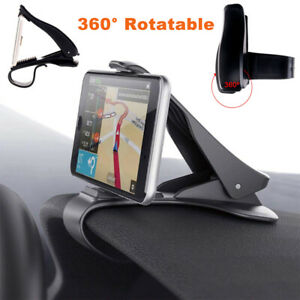 Universal-Car-HUD-Smart-Phone-Holder-Rotatable-Dashboard-Air-Vent-Mount-Bracket