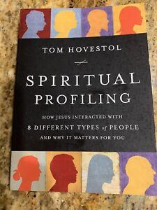 NEW-Spiritual-Profiling-Paperback-By-Tom-Hovestol