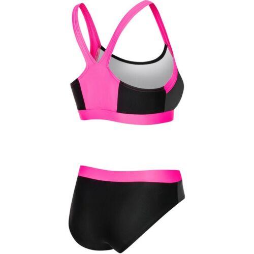 Damen Sport Bikini zweiteiliger Badeanzug Hose BH NAOMI Aqua-Speed