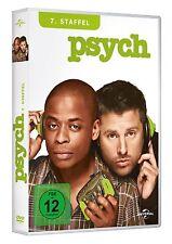 4 DVD-Box ° Psych ° Staffel 7 ° NEU & OVP
