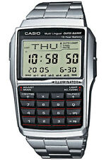 Casio Men's Databank Watch DBC32D-1A With Calculator