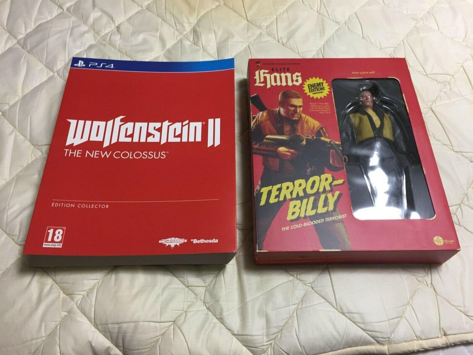 Wolfenstein 2 terror billy brand new FREE SHIPPING