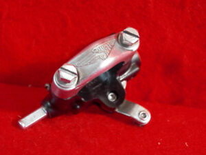 Simplex Front Derailleur  28.6 mm Bottom Pull Hex Head France Used