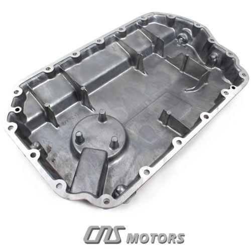 Engine Oil Pan w// Metal Gasket 1998-05 Audi A4 A6 Cabriolet VW Passat 2.7L 2.8L