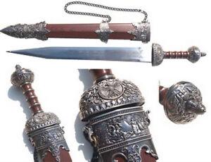 31-034-Gladius-Roman-Sword-Gladiator-Julius-Caesar-with-Scabbard