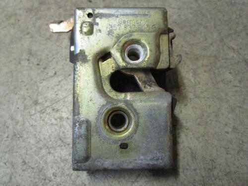 Stellmotor vorne links VW Passat 35i 1988-1997 Türschloss Schloss 357837015G