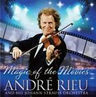 Andre Rieu And His Johann Strauss Orchestra Magic Of The Movies 0602537154234