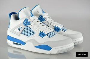 newest d2081 87237 Details about 2012 Nike Air Jordan 4 IV Retro Military Blue Size 11.5.  308497-105 1 2 3 5 6 7