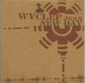 Wyclef-Jean-featuring-Bono-U2-New-Day-1999-promotional-CD-single