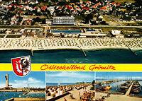 Ostseeheilbad Grömitz , ungel. Ansichtskarte