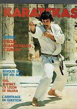 KARATEKAS N°12/13  le magazine du BUDO