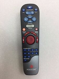 Polycom 2201-50031-004 SWP-2838WS-POL Remote Control FRENCH- No Battery