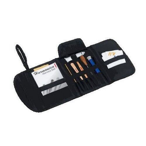 HOHNER   MZ99340 Repair Kit Maintenance Cleaning Tools Bag Harmonica Set