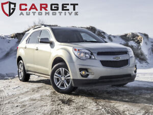 2014 Chevrolet Equinox LT w-2LT - Leather| Heated Seats| B/T