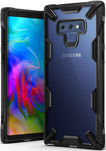 separation shoes 13f19 d5f70 Details about For Samsung Galaxy Note 9 /S9 Plus Ringke [FUSION-X] Hybrid  Fit Clear Cover Case