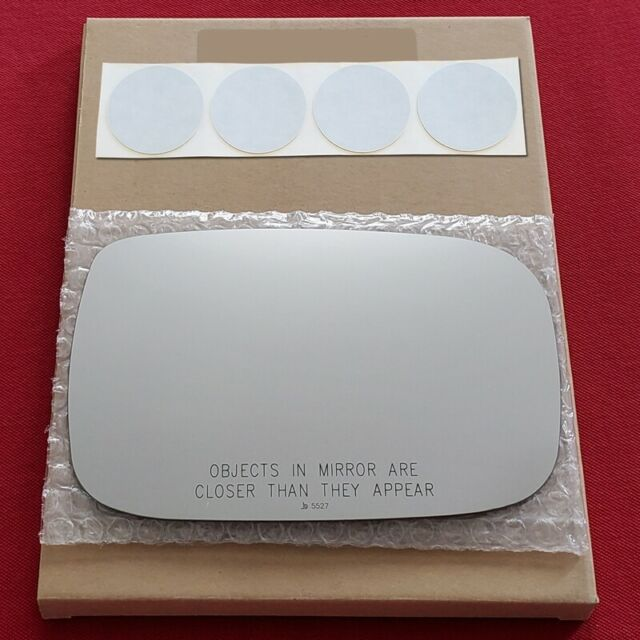 Mirror Glass + Adhesive For 13-18 Acura Rdx Passenger Side