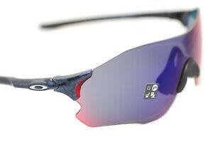 Oakley-Evzero-Chemin-Planete-X-OO9308-02-Sport-Hommes-Soleil-Positif-Red-Iridium