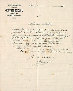 15 Murat Courrier Gervais-niocel Boulangerie 1904 ?? F79ovaxs-07221211-649587802