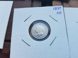 1897-Canada-5-cents-Victoria