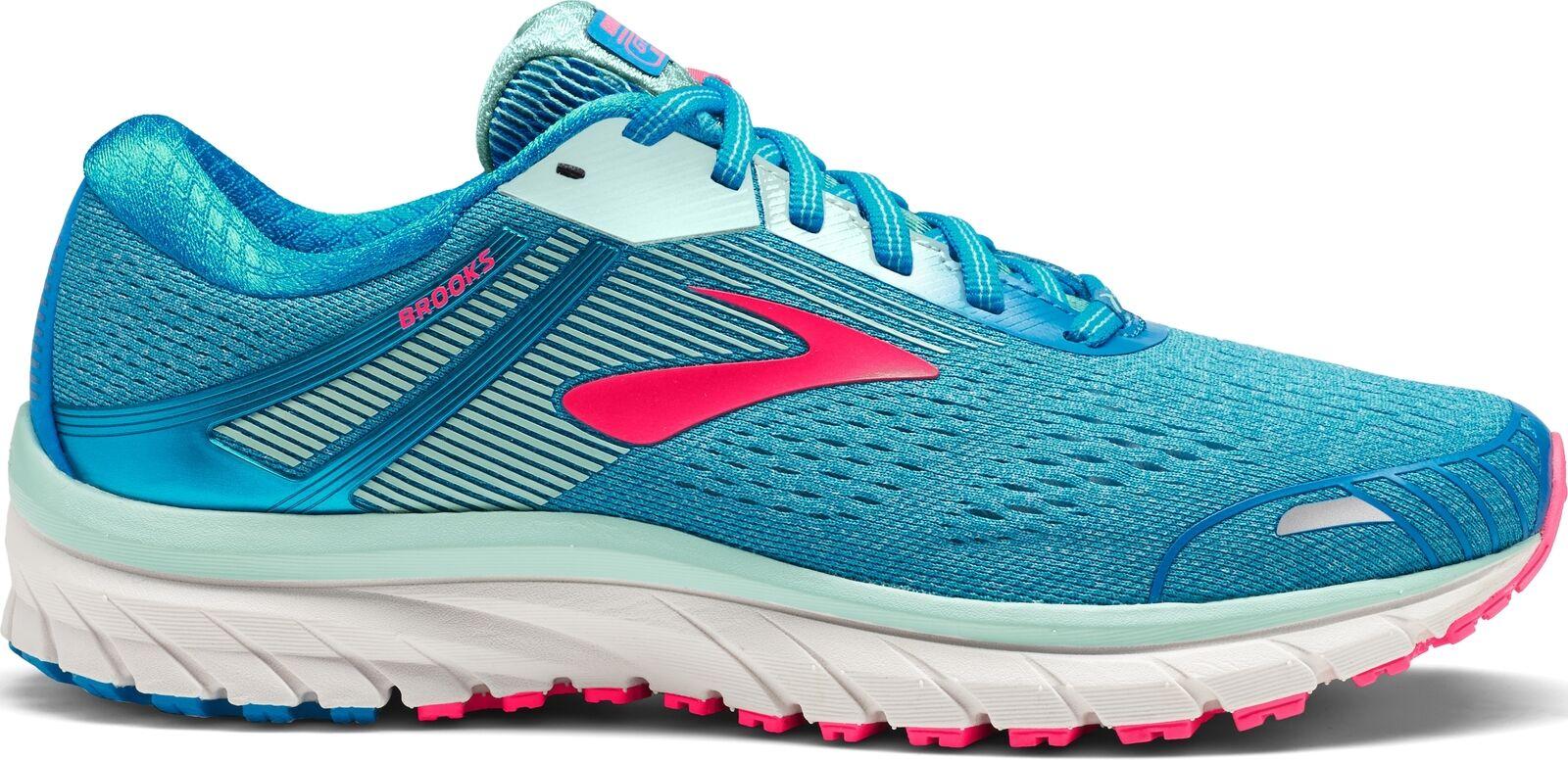 Brooks adrenaline gts 18 womens  running shoes-bluee  very popular