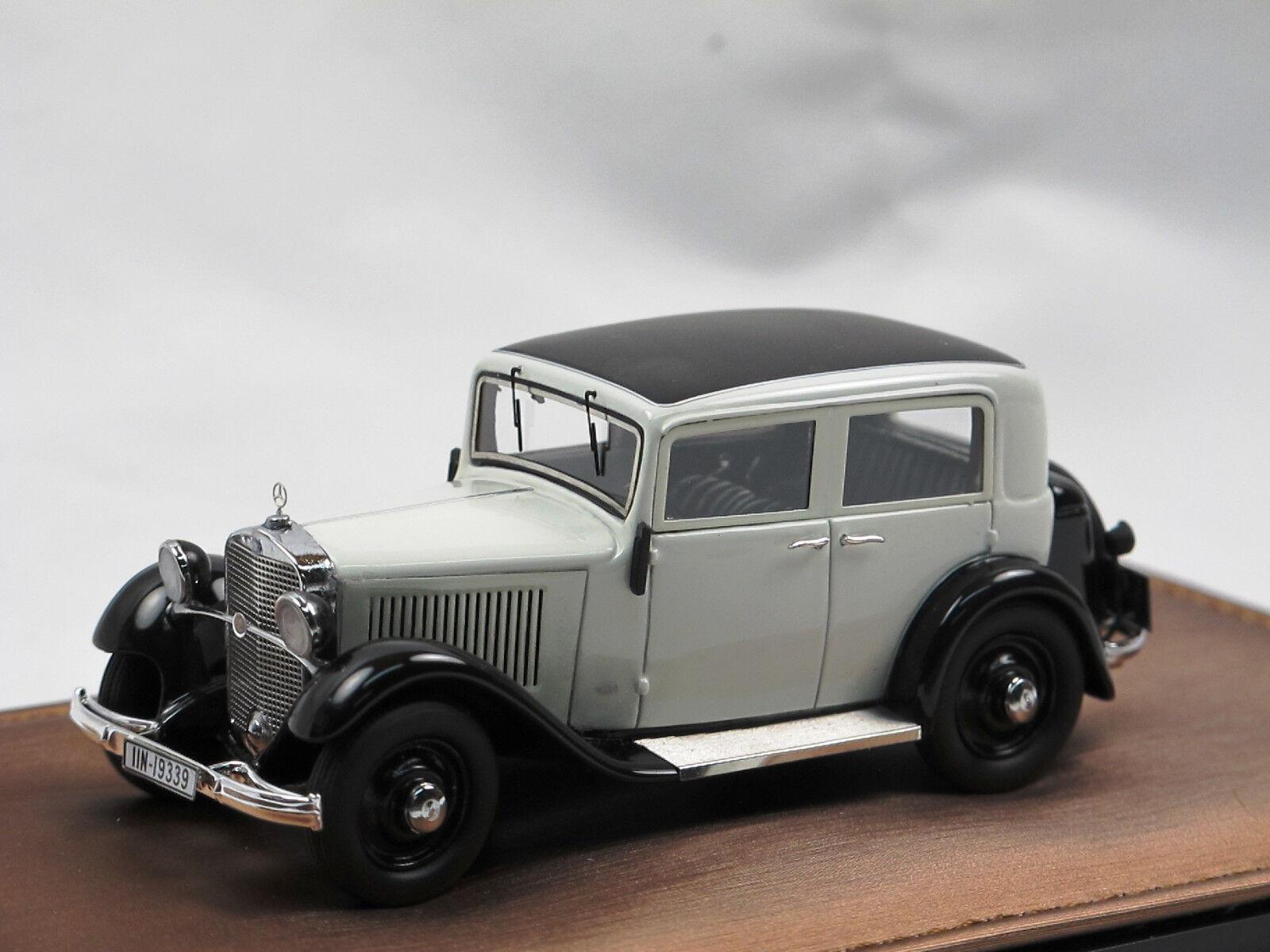 GLM Models 207202 - 1935 1935 1935 Mercedes-Benz Typ 170 W 15 Limousine white 1 43 e512b7