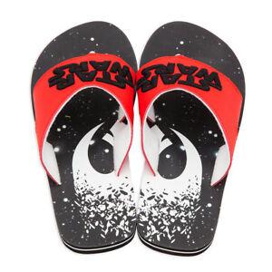 NWT Disney store Boy Star Wars Flip Flops Sandals Shoes Resistance