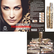 6 Set Love Alpha LA729 (Gel & Fiber) Mascara Set (Refill Pack) with Eng. Leaflet