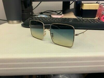 5037//8H Oliver Peoples RASSINE OV 1236S rose gold//merlot shaded Sunglasses