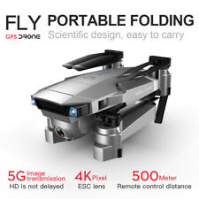 SG907 GPS Drone With 4K HD Dual Camera WIFI FPV RC Quadcopter Foldable Drone UK