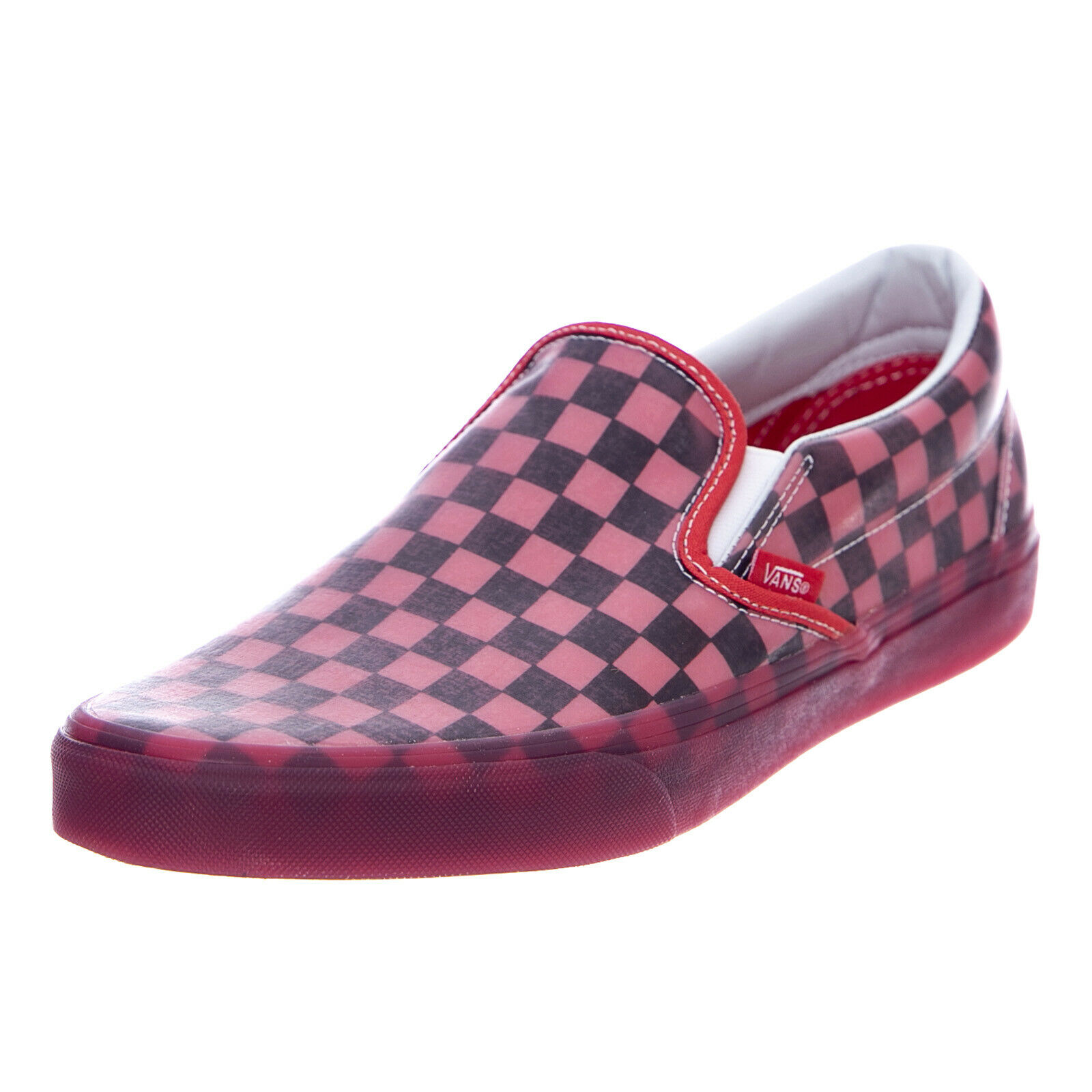 0b77f5d9111c9a Vans Classic Slip-On Translucent Rubber - Hibi Pink - Slip-On Low Man