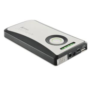Cobra CPP8000GO-WH Portable Power Jump Start//Power Pack WHITE
