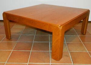 Couchtisch Wz Tisch Teak 60er Mid Century Vintage Table N