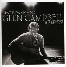 Glen Campbell - Gentle on My Mind: Best of [New CD] UK - Import