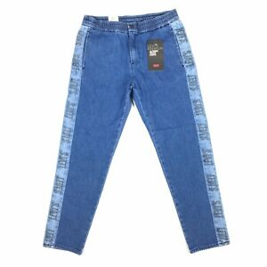 Levi s Premium Men s Altered Denim Track Pants Size Small 57797-0001 ... c8129209a06